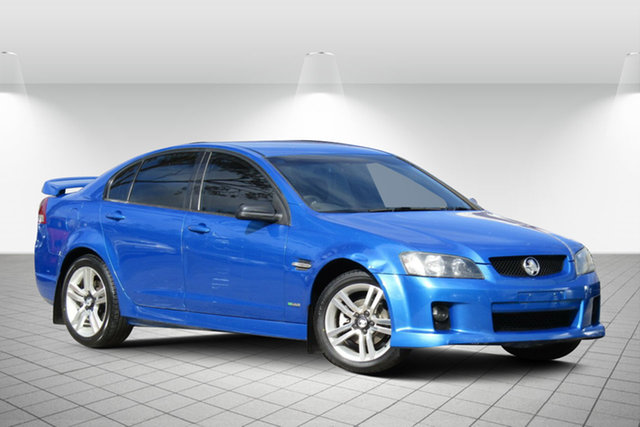 Used Holden Commodore VE MY10 SV6 Oakleigh South, 2010 Holden Commodore VE MY10 SV6 Abyss Blue 6 Speed Sports Automatic Sedan
