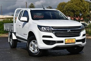 2019 Holden Colorado RG MY19 LS Space Cab White 6 Speed Sports Automatic Cab Chassis.