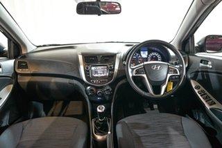 2016 Hyundai Accent RB3 MY16 SR Black 6 Speed Manual Hatchback