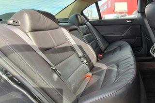 2008 Ford Falcon FG G6E Grey 6 Speed Sports Automatic Sedan
