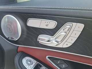 2017 Mercedes-Benz C-Class W205 C250 White Sports Automatic Sedan
