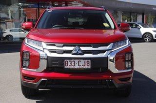 2021 Mitsubishi ASX XD MY21 ES Plus 2WD Red Diamond 1 Speed Constant Variable Wagon