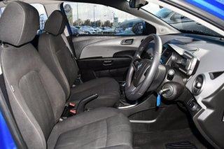 2016 Holden Barina TM MY16 CD Blue 5 Speed Manual Sedan