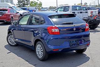 2021 Suzuki Baleno EW Series II GL Blue 4 Speed Automatic Hatchback.