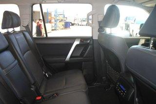 2018 Toyota Landcruiser Prado GDJ150R MY17 GXL (4x4) Peacock Black 6 Speed Automatic Wagon