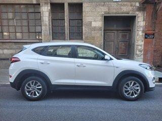 2017 Hyundai Tucson TLe MY17 Active 2WD White 6 Speed Sports Automatic Wagon