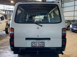 2013 Mitsubishi Express SJ MY12 MWB White 5 Speed Manual Van