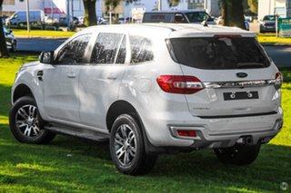 2021 Ford Everest UA II 2021.75MY Trend White 10 Speed Sports Automatic SUV