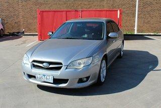 2008 Subaru Liberty MY08 2.5I Luxury Edition Silver 4 Speed Auto Elec Sportshift Sedan.
