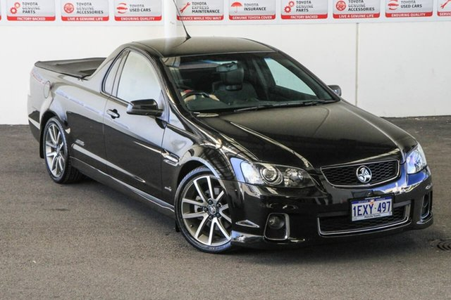 Pre-Owned Holden Commodore VE II SS-V Myaree, 2011 Holden Commodore VE II SS-V 6 Speed Manual Utility