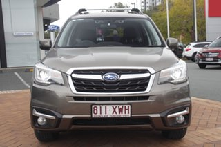 2017 Subaru Forester S4 MY18 2.5i-S CVT AWD Bronze 6 Speed Constant Variable Wagon