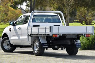2021 Ford Ranger PX MkIII 2021.25MY XL White 6 Speed Sports Automatic Single Cab Chassis.