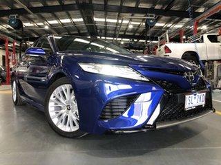 2020 Toyota Camry GSV70R SL Lunar Blue 8 Speed Sports Automatic Sedan.