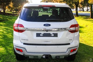 2021 Ford Everest UA II 2021.75MY Trend White 10 Speed Sports Automatic SUV.