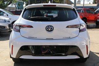 2020 Toyota Corolla ZWE211R Ascent Sport E-CVT Hybrid White 10 Speed Constant Variable Hatchback