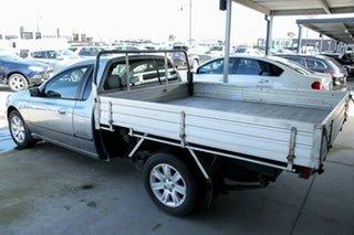 2003 Ford Falcon BA XL Ute Super Cab Grey 4 Speed Automatic Utility.