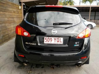 2009 Nissan Murano Z51 ST Black 6 Speed Constant Variable Wagon