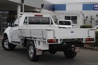 2014 Holden Colorado RG MY14 LX 4x2 Summit White 6 Speed Manual Cab Chassis