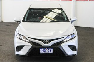 2020 Toyota Camry ASV70R Ascent Sport Frosted White 6 Speed Sports Automatic Sedan