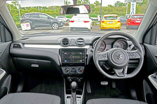 2021 Suzuki Swift AZ Series II GL Navigator Silver 1 Speed Constant Variable Hatchback