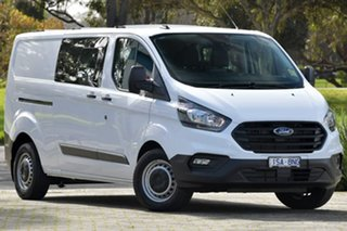 2020 Ford Transit Custom VN 2020.50MY 340L (Low Roof) White 6 Speed Automatic Van.