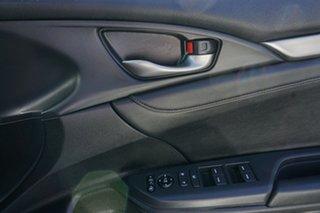 2016 Honda Civic 10th Gen MY16 VTi-LX White 1 Speed Constant Variable Sedan