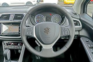 2021 Suzuki S-Cross JY Turbo White 6 Speed Sports Automatic Hatchback