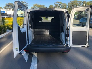 2021 Volkswagen Caddy SKN MY21 TDI280 Cargo SWB White 6 Speed Manual Van