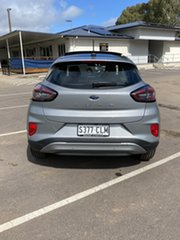 2020 Ford Puma JK 2021.25MY Puma Solar Silver 7 Speed Sports Automatic Dual Clutch Wagon