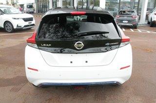 2019 Nissan Leaf ZE1 Ivory Pearl 1 Speed Reduction Gear Hatchback.