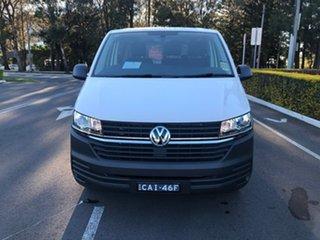 2021 Volkswagen Transporter T6.1 MY21 TDI340 LWB DSG White 7 Speed Sports Automatic Dual Clutch Van.
