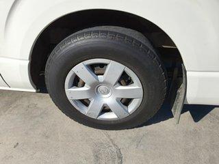 2016 Toyota HiAce TRH201R LWB White 6 Speed Automatic Van