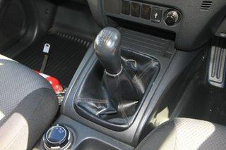 2016 Mitsubishi Triton MQ MY16 GLX+ Double Cab White 6 Speed Manual Utility
