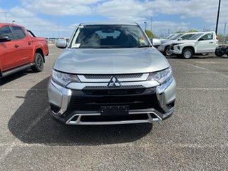 2021 Mitsubishi Outlander ZL MY21 ES 2WD U25 6 Speed Constant Variable Wagon.