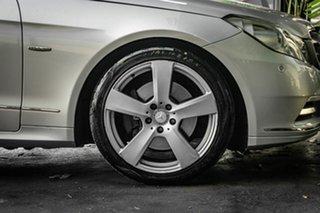 2011 Mercedes-Benz E-Class A207 E250 CDI BlueEFFICIENCY Avantgarde Silver 5 Speed Sports Automatic