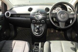 2007 Mazda 2 DY MY05 Upgrade Maxx Silver 5 Speed Manual Hatchback