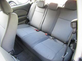 2010 Holden Barina TK MY10 Abyss Black 5 Speed Manual Hatchback