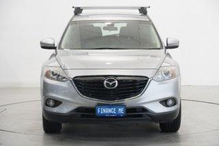 2014 Mazda CX-9 TB10A5 Classic Activematic Silver 6 Speed Sports Automatic Wagon.