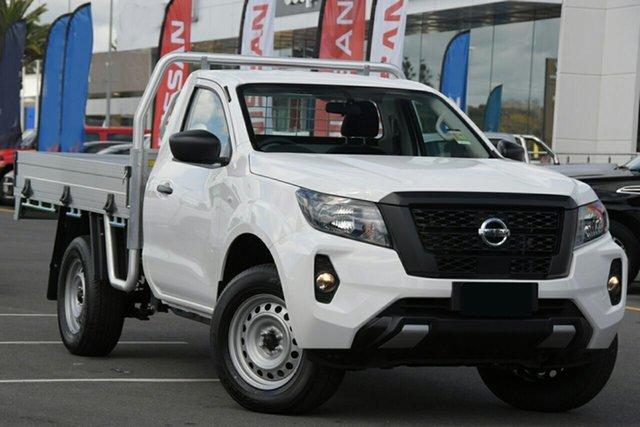 New Nissan Navara D23 MY21 SL Burnie, 2021 Nissan Navara D23 MY21 SL Solid White 7 Speed Sports Automatic Cab Chassis