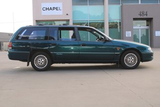 1996 Holden Commodore VSII Equipe Green 4 Speed Automatic Wagon