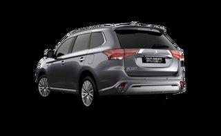 2021 Mitsubishi Outlander ZL MY21 PHEV AWD Exceed Titanium 1 Speed Automatic Wagon Hybrid.