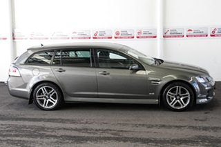 2011 Holden Commodore VE II MY12 SV6 Grey 6 Speed Automatic Sportswagon