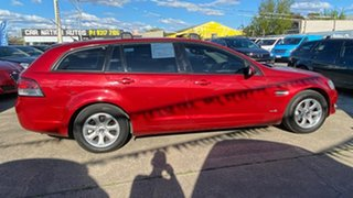 2011 Holden Commodore VE II MY12 Omega Sportwagon Red 6 Speed Sports Automatic Wagon.