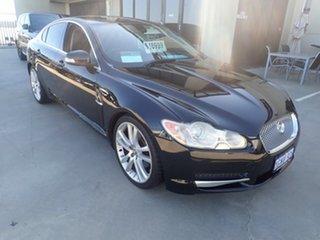 2008 Jaguar XF 2.7D Luxury Black Magic 6 Speed Automatic Sedan.