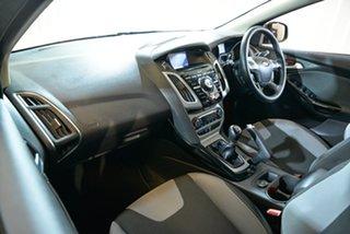2013 Ford Focus LW MkII Sport Grey 5 Speed Manual Hatchback