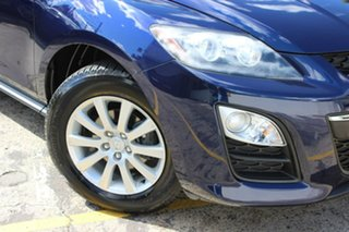 2011 Mazda CX-7 ER10L2 Classic Activematic Blue 5 Speed Sports Automatic Wagon.