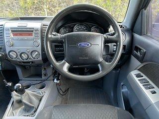 2011 Ford Ranger PK XL Crew Cab White 5 Speed Manual Utility
