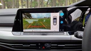 2021 Volkswagen Golf 8 MY21 110TSI Life Pure White 8 Speed Sports Automatic Wagon
