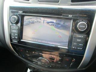 2017 Nissan Navara D23 Series II ST-X (4x4) Grey 7 Speed Automatic Dual Cab Utility