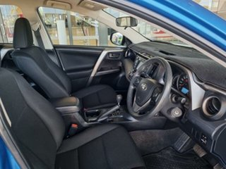 2015 Toyota RAV4 ZSA42R MY16 GX (2WD) Blue Gem Continuous Variable Wagon